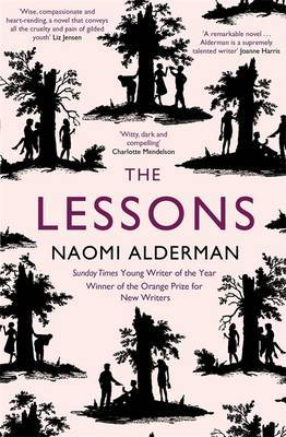 The Lessons by Naomi Alderman image