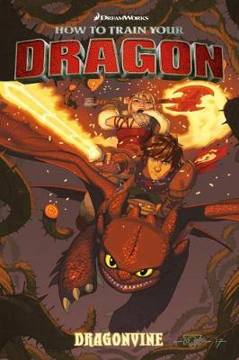 How To Train Your Dragon: Dragonvine by Dean DeBlois image