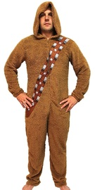 Star Wars: Chewbacca - Hooded Union Suit (Small)