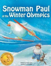 Snowman Paul at the Winter Olympics by Yossi Lapid image