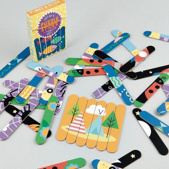 Floss & Rock - Puzzle Sticks Game image