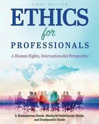 Ethics for Professionals by S. Ratnajeevan Hoole image