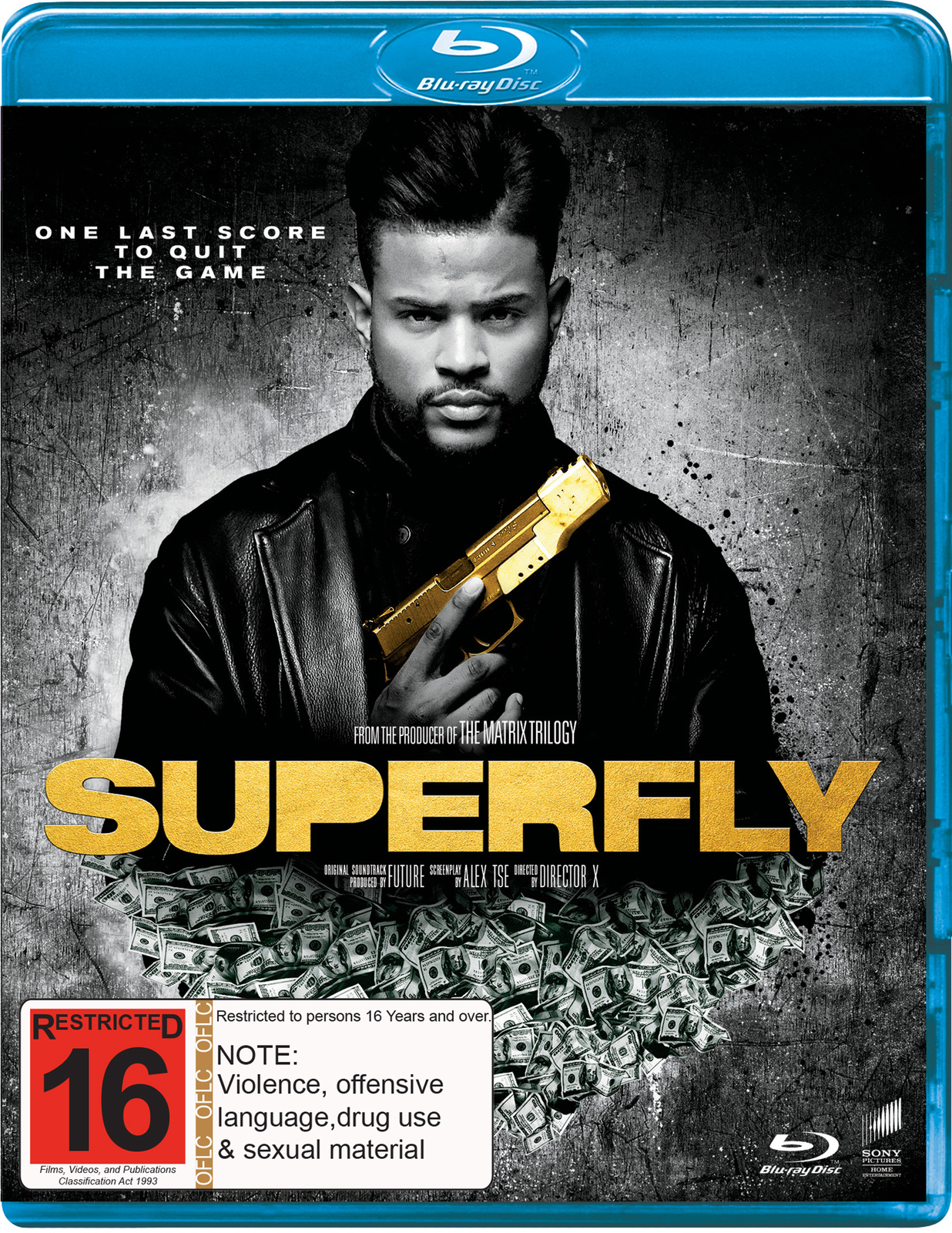 Superfly on Blu-ray image