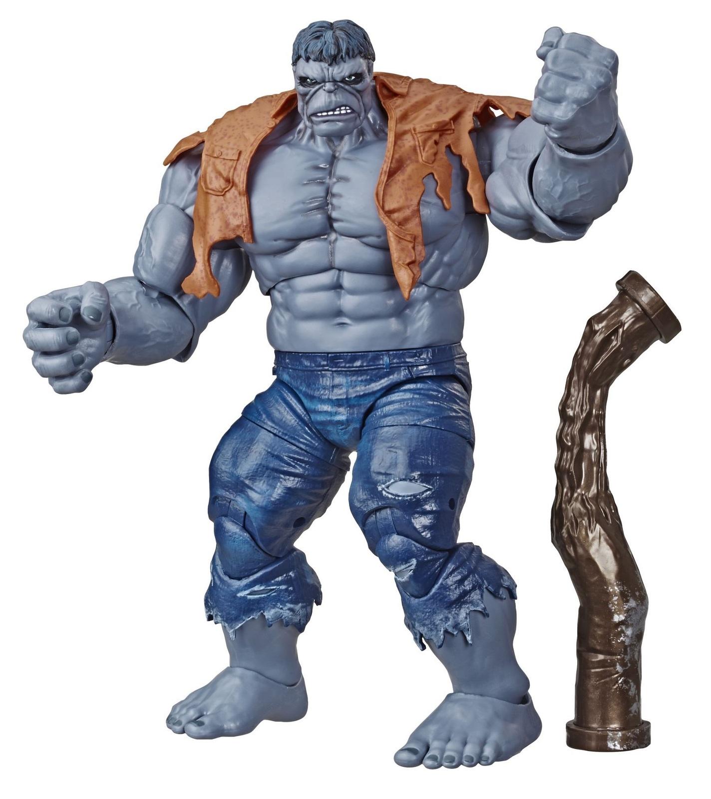 "Grey Hulk - 6"" Retro Figure image"