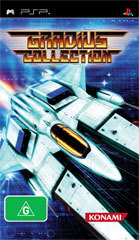 Gradius Collection for PSP