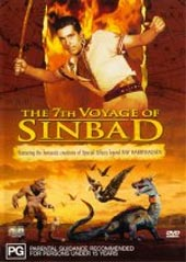 7th Voyage Of Sinbad on DVD