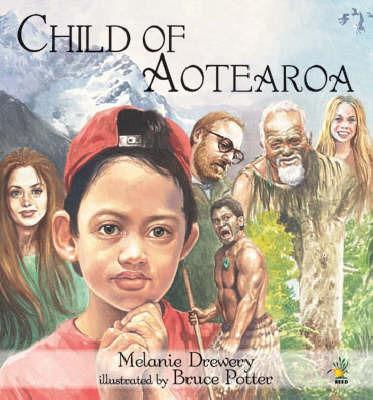 Child of Aotearoa by Anna Kenna