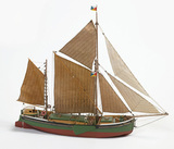 Billing Boats Will Everard Wooden 1/67 Model Kit