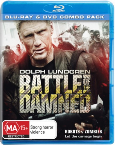 Battle of the Damned on DVD, Blu-ray