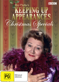 Keeping Up Appearances - Christmas Specials on DVD image