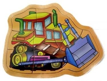 Fun Factory - Push Up Puzzle Digger