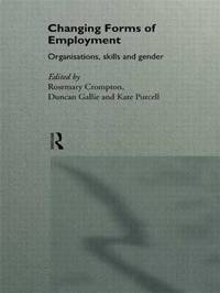 Changing Forms of Employment