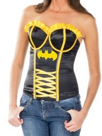 Batgirl Corset - Large