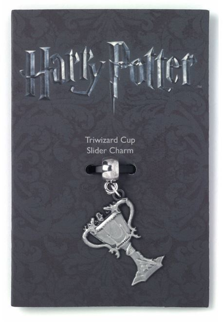 Harry Potter Charm - Triwizard Cup (silver plated) image