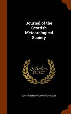 Journal of the Scottish Meteorological Society