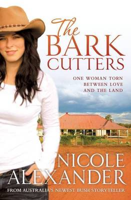 The Bark Cutters by Nicole Alexander image