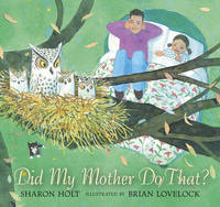Did My Mother Do That? by Sharon Holt image