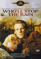 Who'll Stop The Rain on DVD