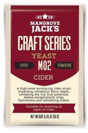 Mangrove Jack's Craft Series Yeast - Cider M02 (10g)