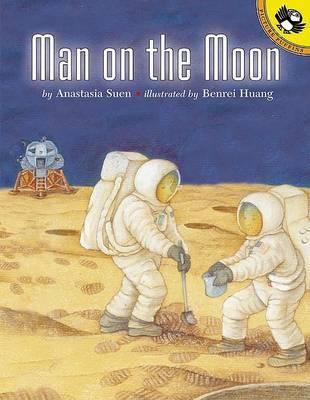 Man on the Moon by Anastasia Suen image