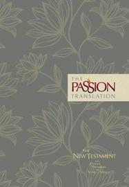 Tpt New Testament Floral (With Psalms Proverbs and Song of Songs) by Brian Simmons