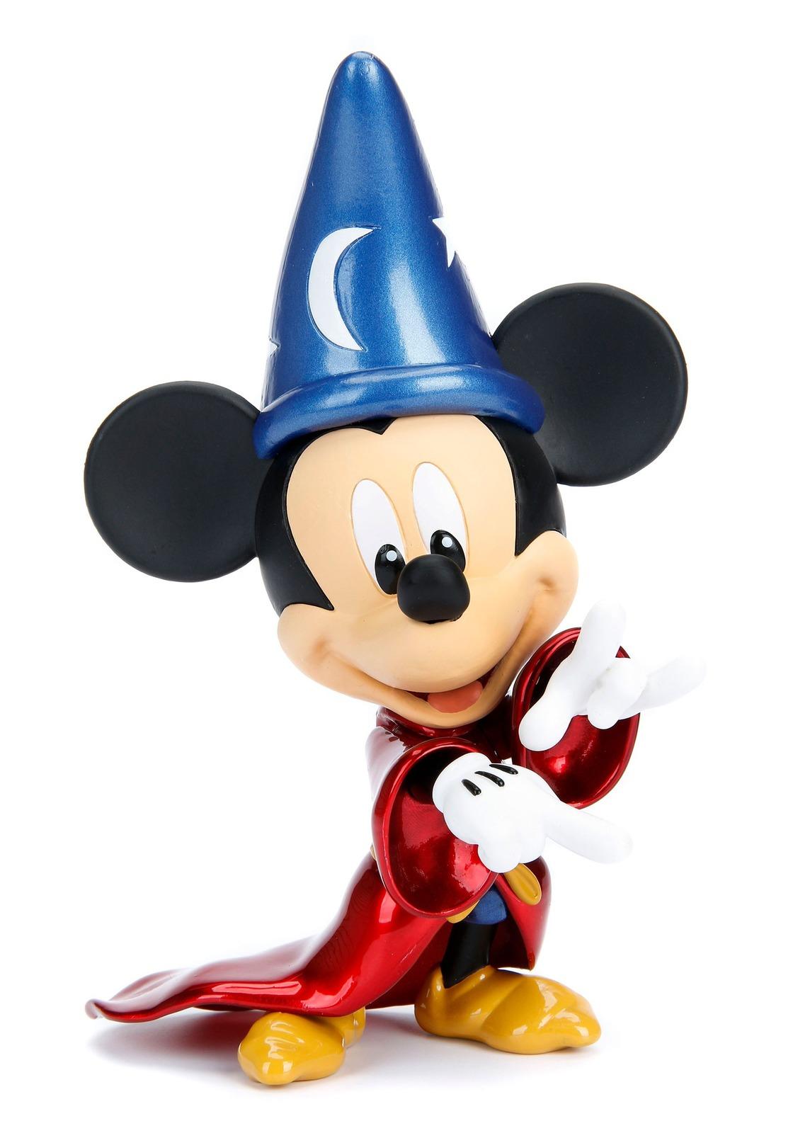 "Jada Metals: Fantasia Sorcerer Mickey – 6"" Die-Cast Figure image"
