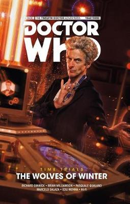 Doctor Who, The Twelfth Doctor by Richard Dinnick
