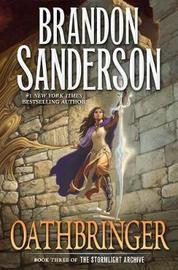 Oathbringer by Brandon Sanderson