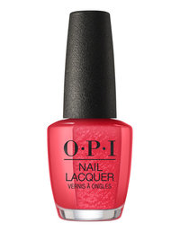 OPI Nail Lacquer - Go With The Lava Flow (15ml)