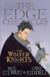The Winter Knights (Edge Chronicles) by Chris Riddell image