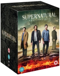 Supernatural: Season 1-12 Collection on DVD