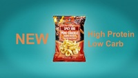 Foodjoy Pork Crackle Spicy BBQ 50g image