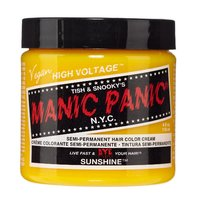 Manic Panic Semi-Permanent Hair Colour Cream - Sunshine