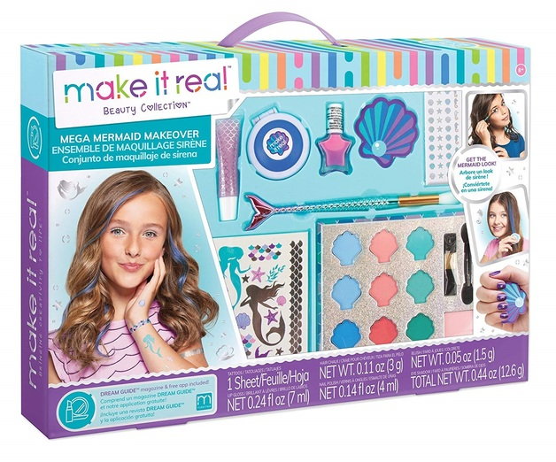 Make It Real: Mega Mermaid Makeover - Beauty Set