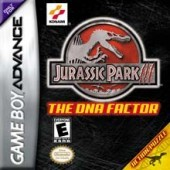 Jurassic Park III: The DNA Factor for Game Boy Advance