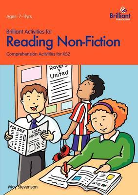 Brilliant Activities for Reading Non-Fiction by May Stevenson image