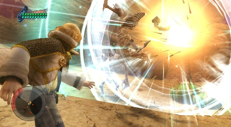 Final Fantasy Crystal Chronicles: Crystal Bearers for Nintendo Wii image