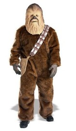 Star Wars Chewbacca Deluxe Costume (Standard Size)