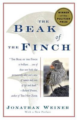 The Beak of the Finch by Jonathan Weiner