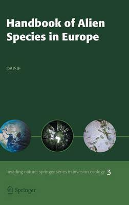 Handbook of Alien Species in Europe by Delivering Alien Invasive Species image