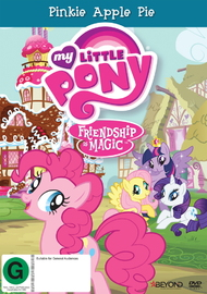 My Little Pony: Friendship is Magic: Pinkie Apple Pie - Season 4 Collection 2 DVD
