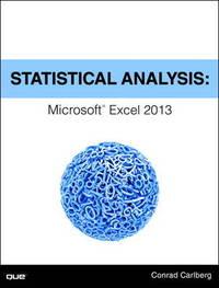 Statistical Analysis by Conrad George Carlberg