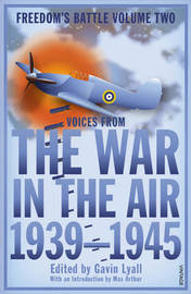 The War in the Air: 1939-45 by Gavin Lyall image