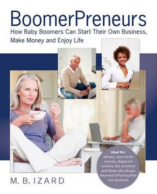 Boomerpreneurs by Mary Beth Izard image