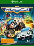 Micro Machines World Series for Xbox One