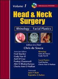 Head and Neck Surgery: Set 4 by Chris De Souza image