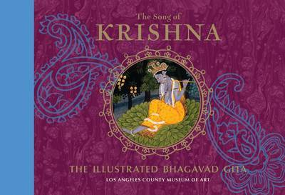 Song of Krishna: The Illustrated Bhagavad Gita by Edwin Arnold