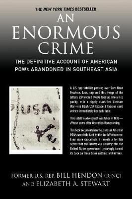 An Enormous Crime by Bill Hendon image