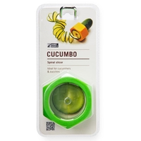 Monkey Business: Cucumbo Spiral Slicer (Green)