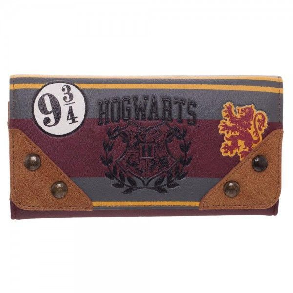 Harry Potter - Patch Flap Wallet
